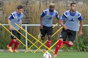 Training Nationalmannschaft Luxemburg